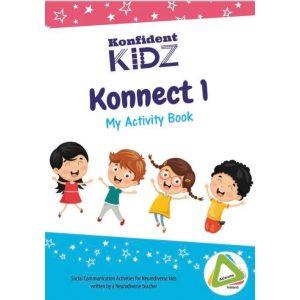 konnect 1 social skills book for autism