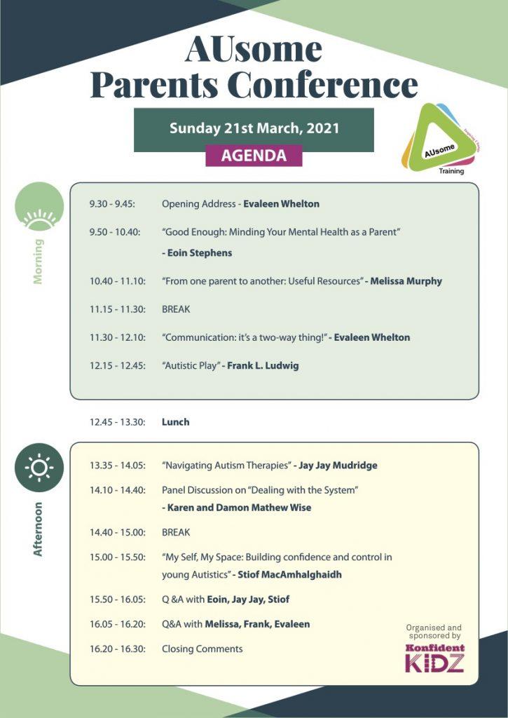 AUsome Autism Parents Conference