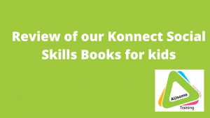 review of konnect social skills books
